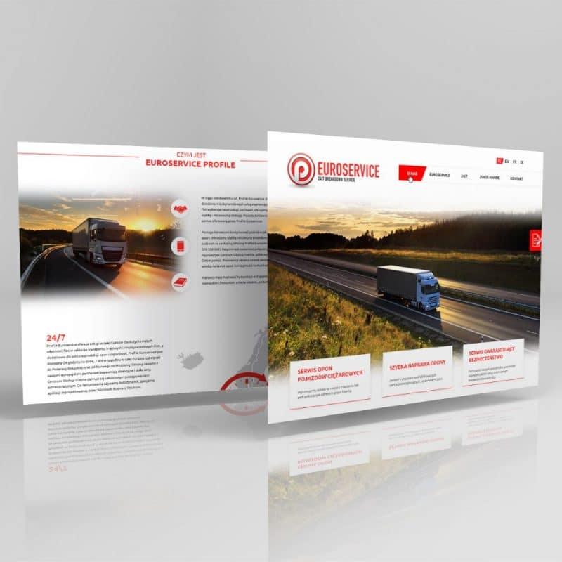 strona internetowa europrofile service