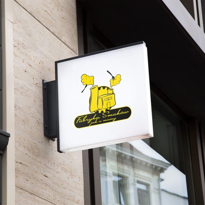logo Fabryka Smaków