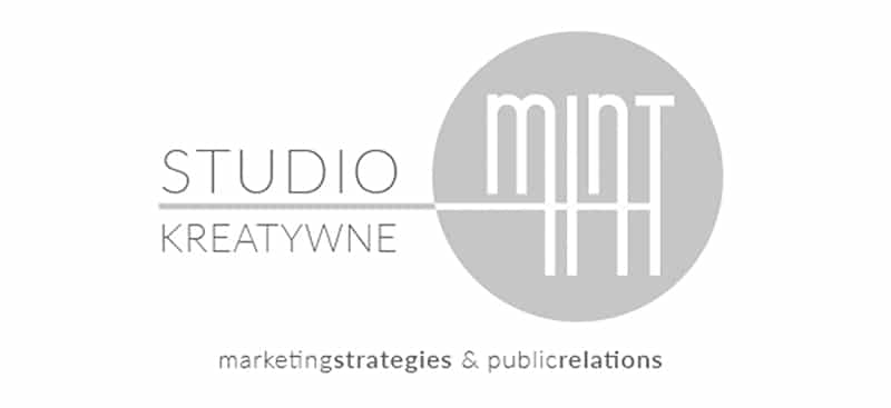 logo mint studio kreatywne