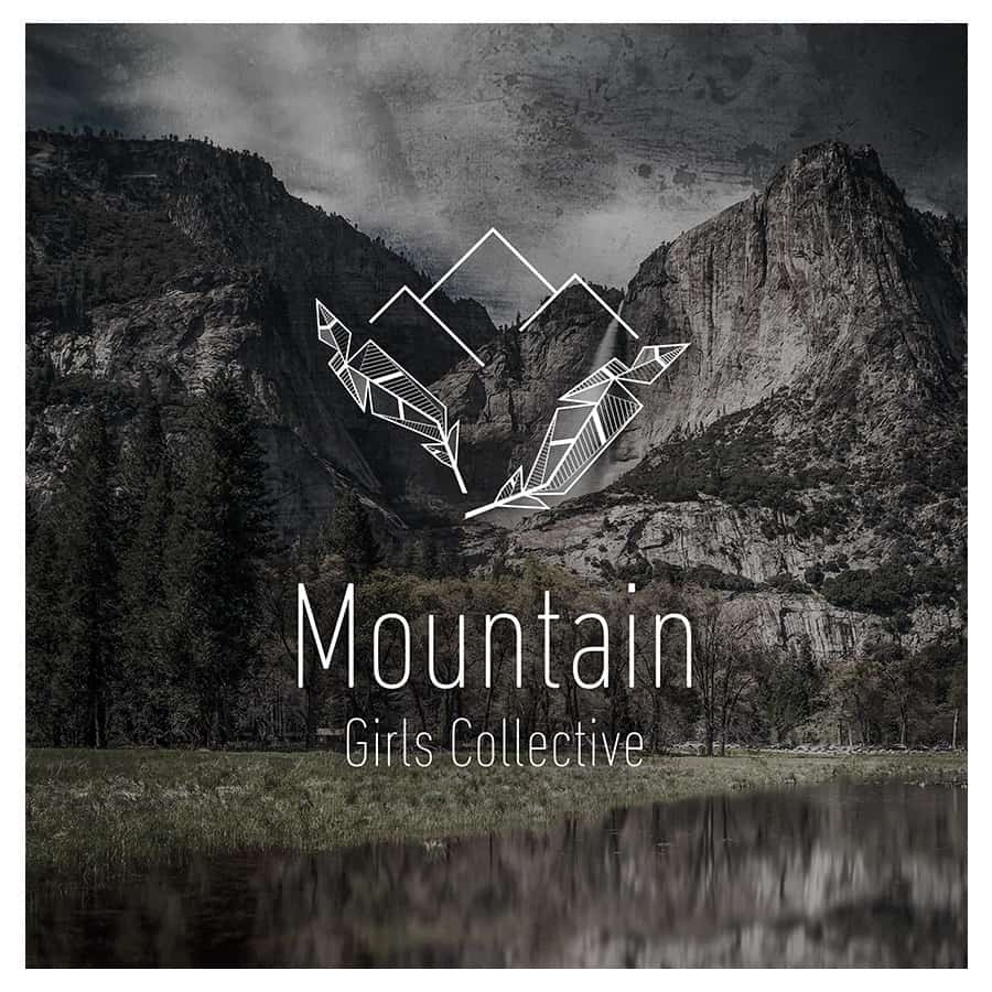 Logo Mountains Girls Collective