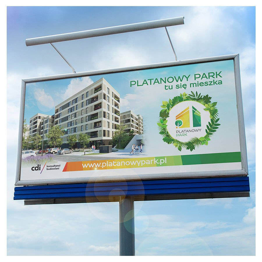 pp billboard design