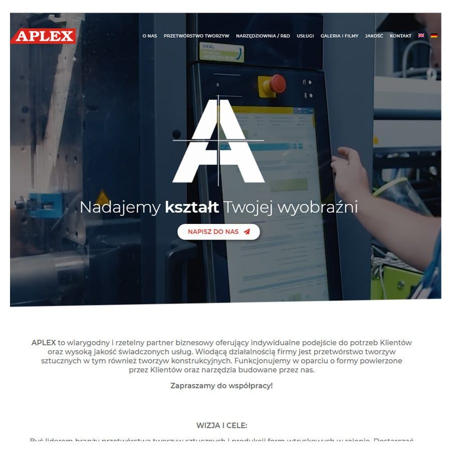 aplex info